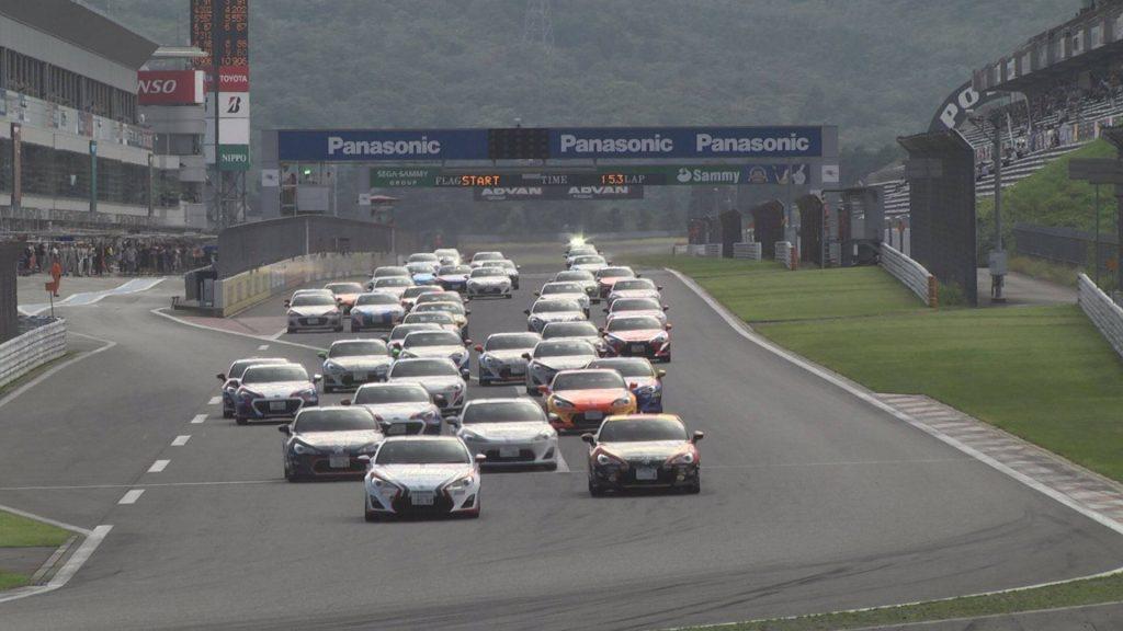 86/BRZ RACE Rd.6 FUJI TV放映のお知らせ
