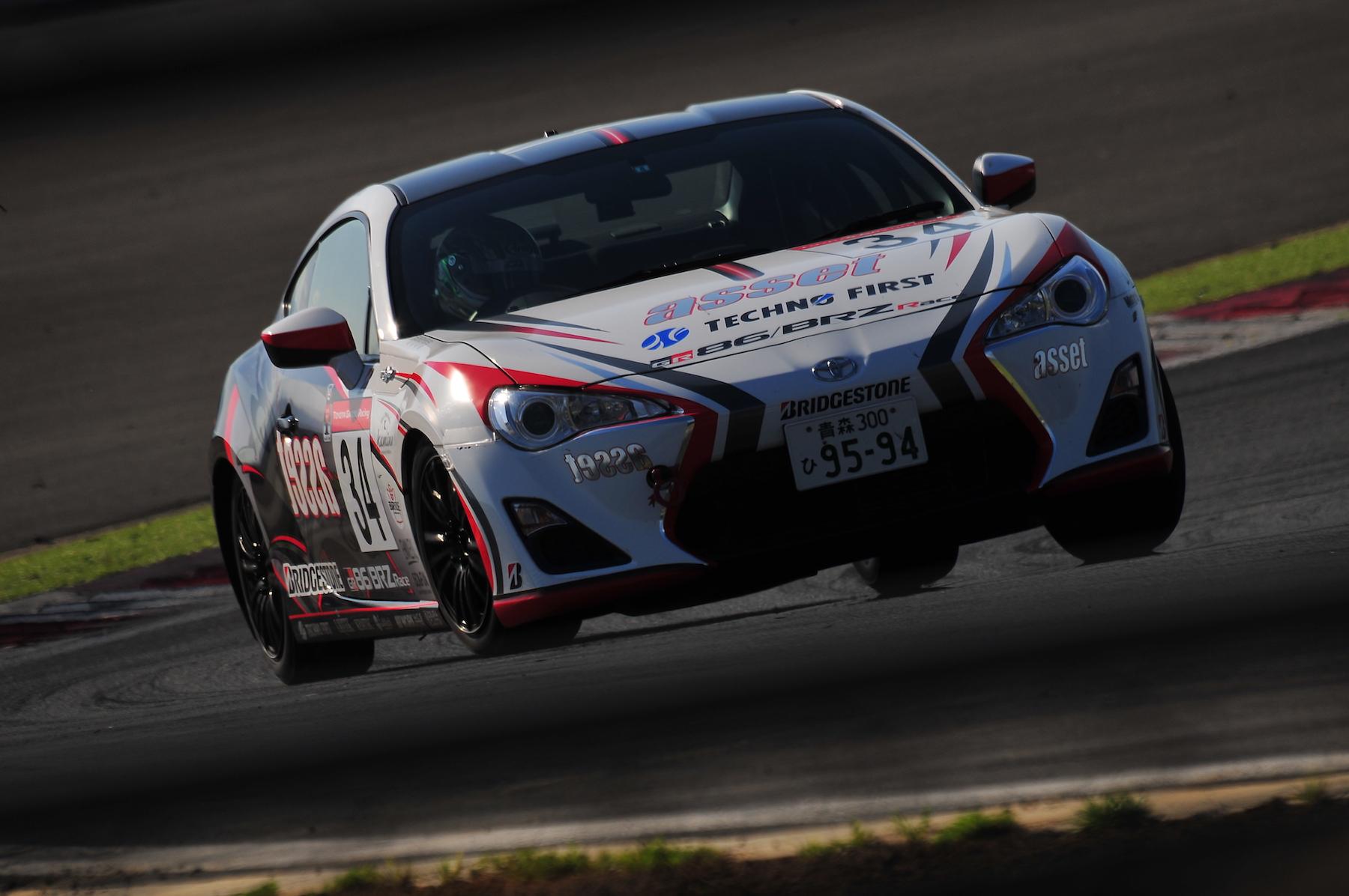 【入場無料案内付き】10/1-2:TOYOTA GAZOO Racing 86/BRZ Race