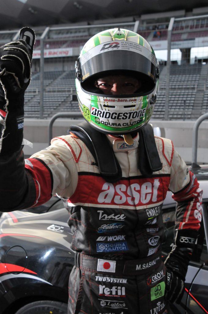 86/BRZ Race Rd.6 ポールトゥウィン!!