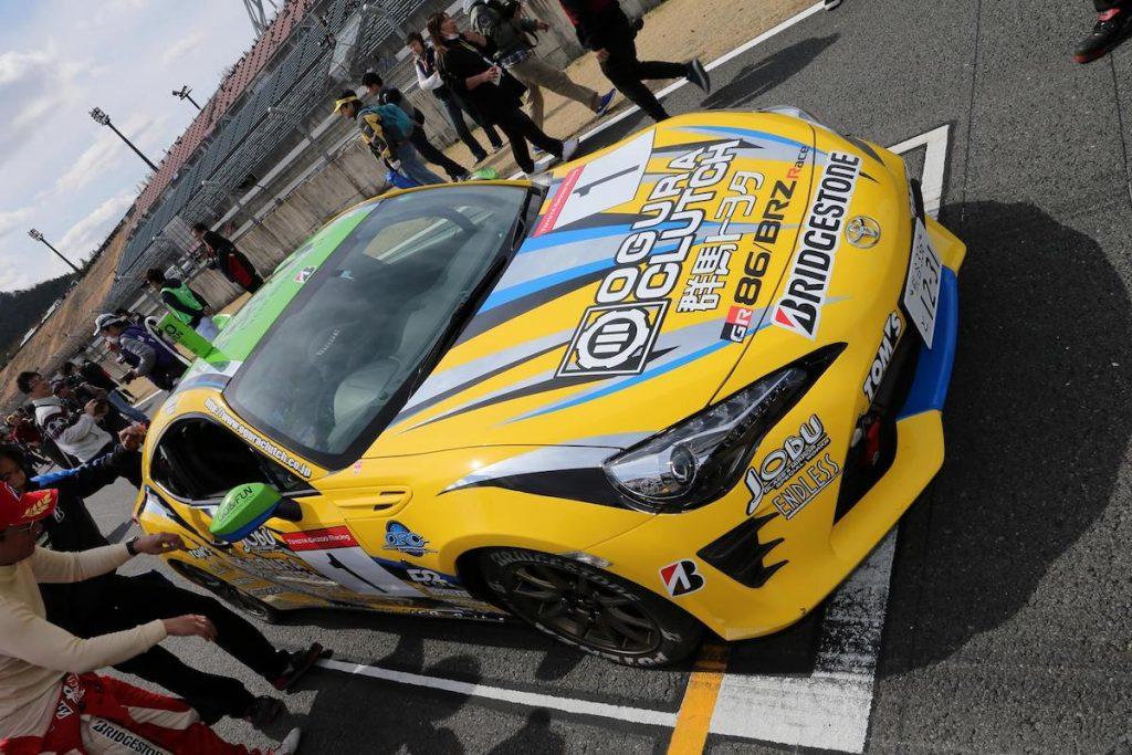 TOYOTA GAZOO Racing 86/BRZ Race Rd.8 鈴鹿サーキット