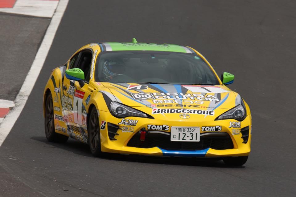 TOYOTA GR86/BRZ Race 第5・6戦 – 7/29(sat)-30(sun)