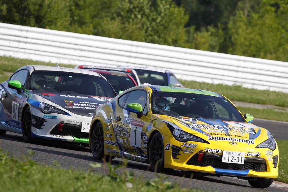 【結果報告】TOYOTA GAZOO Racing 86/BRZ Race Rd.7